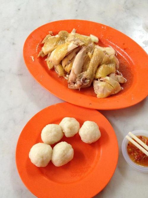 Chung Wah Hainanese Chicken Rice